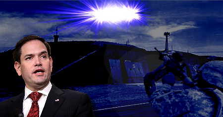 Senator Marco Rubio Concerned About UFOs Near Military Bases