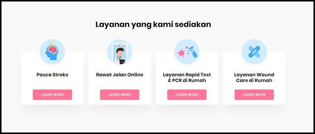 aplikasi aido health layanan