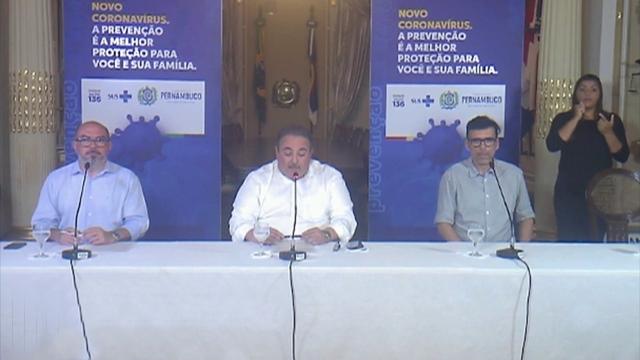 Coronavírus:Pernambuco tem primeira cura clínica, confirma 31 casos e decreta estado de calamidade pública