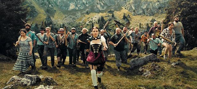 'Mad Heidi': La comedia de terror donde Heidi lidera una revolución antifascista [Tráiler]