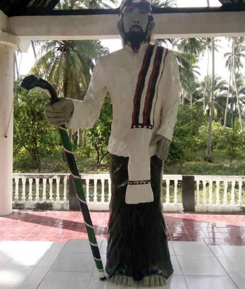Tugu Raja Uti di Barus,Sang Legenda Mitologi Batak