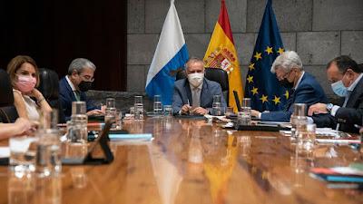 En Canarias sube los niveles por Covid 22 julio 2021