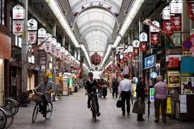 Wisata Belanja di Kompleks Pertokoan Terpanjang Tenjinbashisuji, Osaka