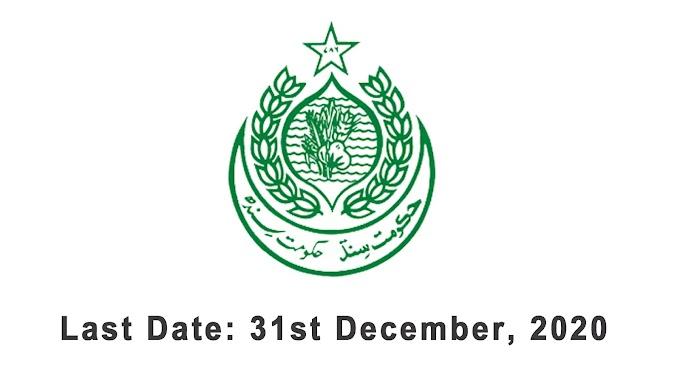 Sukkur IBA University Jobs December 2020