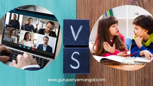 Kelebihan dari Komunikasi Daring Bila Dibandingkan dengan Komunikasi Konvensional