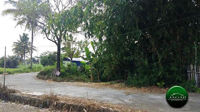 Rumah Siap Bangun dekat RSA UGM