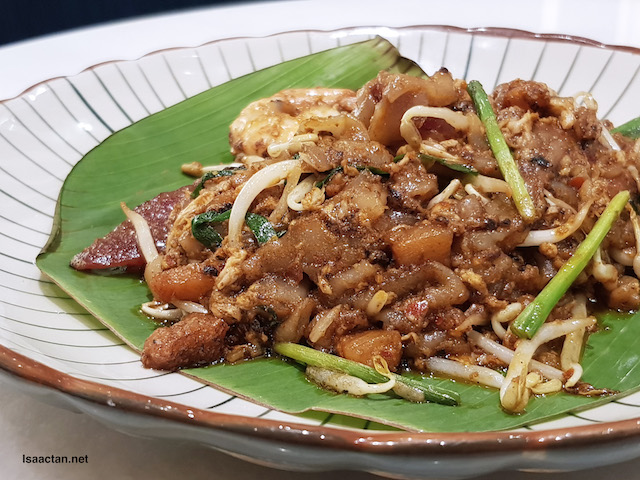 Penang Fried Kuay Teow