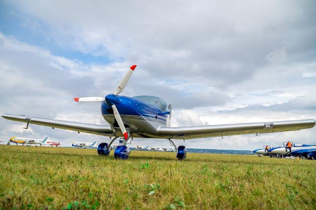 Фоторепортаж с авиашоу в Коротиче 2019 - 14