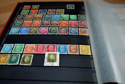 Album de sellos postales