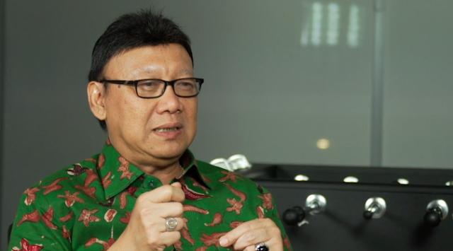 Mendagri Bermaksud Provinsi Lain Jangan Buat Aturan Seperti Aceh