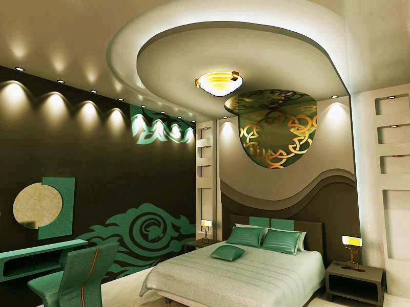 20%2BModern%2BBedroom%2BDecorating%2B%2526%2BFurniture%2BIdeas%2B%252816%2529 20 Modern Bedroom Decorating & Furniture Ideas Interior