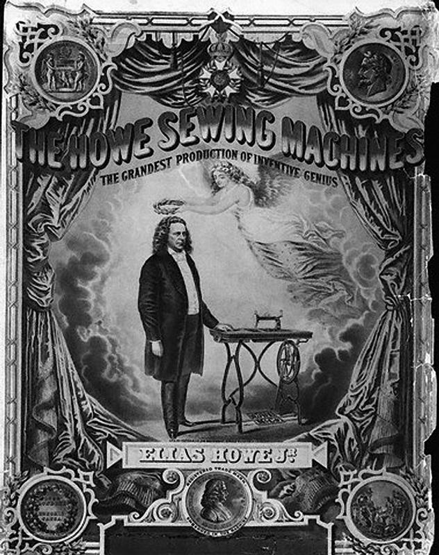 Elias Hove For Schön Magazine: Singer Och Sytt...: Vintageaffischer