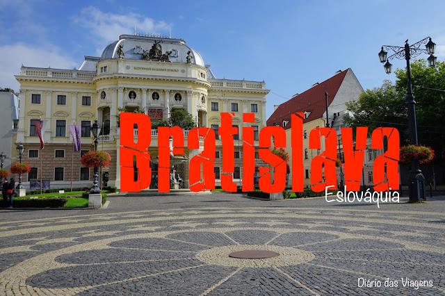 Bratislava - O que visitar