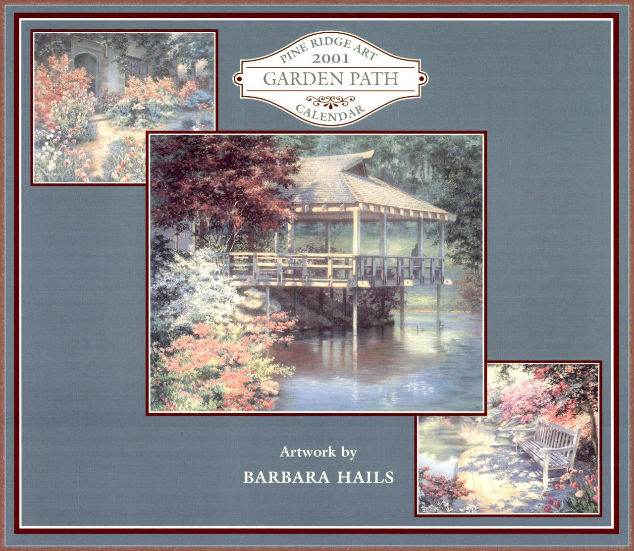 Коллекция картинок: Художница Barbara Hails
