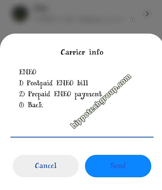 How to Buy Eneo Prepaid Electricity with Mtn (MoMo) Mobile Money