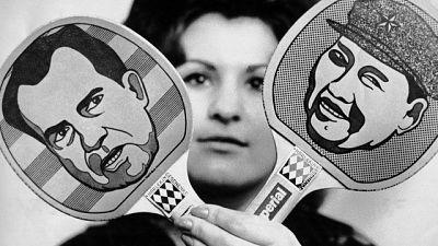 Ping-Pong diplomasisi hangi iki ülke arasında yaşanmıştır?