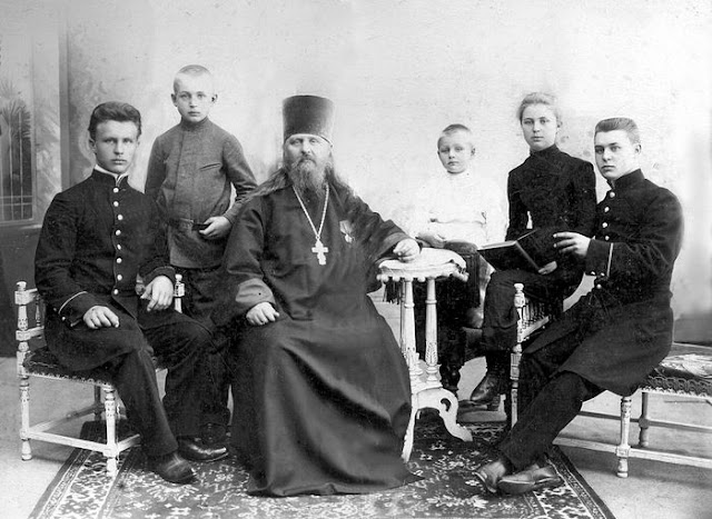 О предках священномученика Илариона (Троицкого)