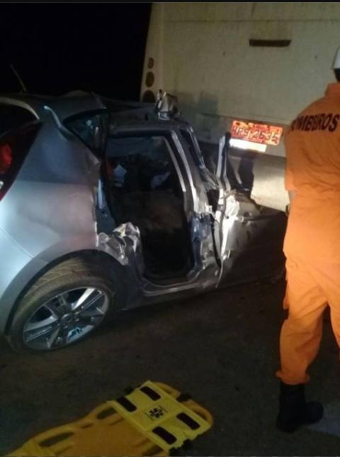 Acidente Grave Deixa Aproximadamente 3 Pessoas Feridas E Uma Morta Na Estrada Do Cujupe