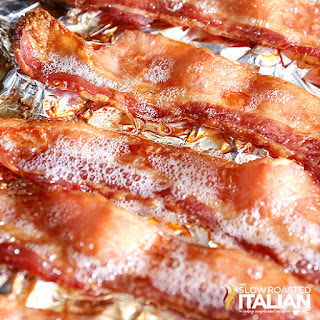 Baking Bacon: The Crumpled Foil Method