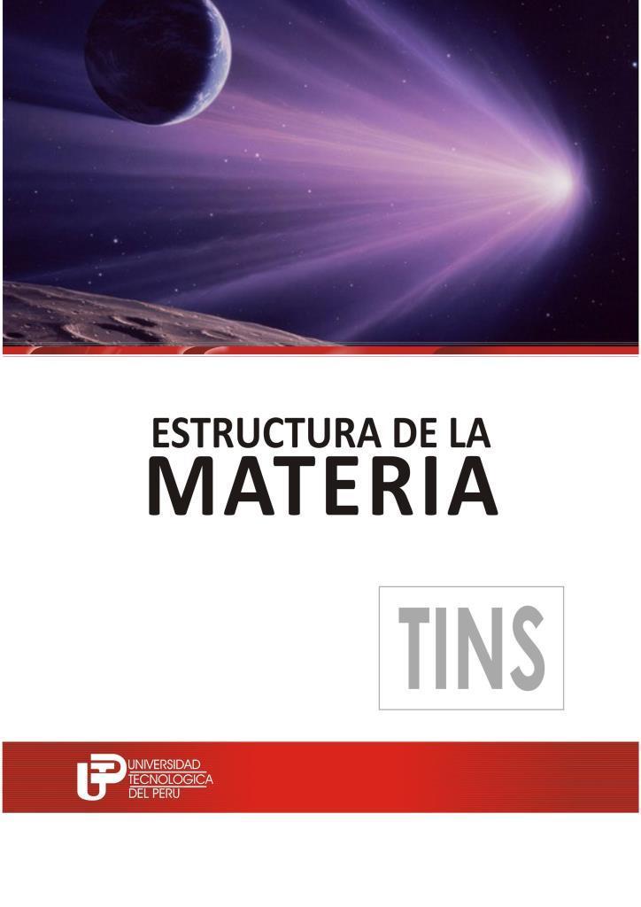 Estructura de la materia – UTP