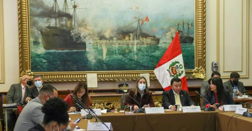 CONGRESO DE LA REPÚBLICA: Así quedó conformado la distribución de presidencia de las comisiones ordinarias