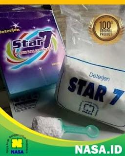 Detergen STAR-7  Detergent Organik 1kg