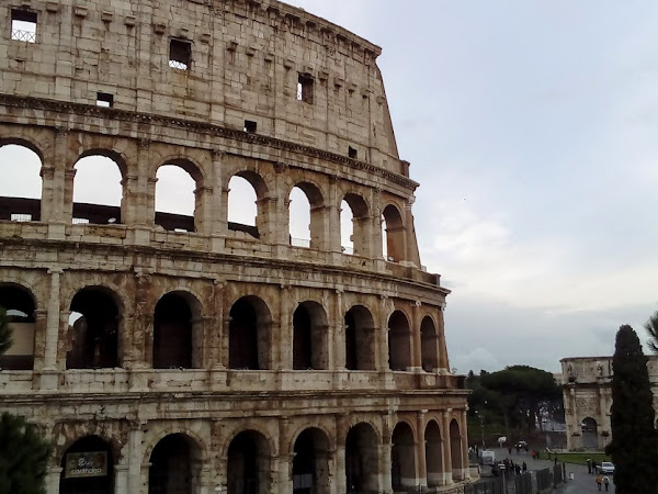 AD | Exploring The Colosseum Underground & Ancient Rome Tour With LivItaly Tours | Bringing The Rich History To Life | Learning How The Gladiators Lived.