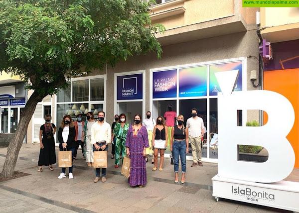 Sodepal amplía la estrategia de comercialización del sector textil a través de la apertura de un nuevo punto de venta en Los Llanos de Aridane