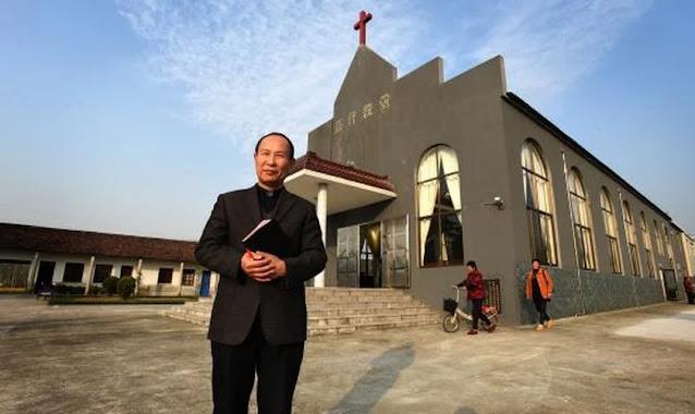 Pastor preso durante 18 anos na China, encontra sua igreja multiplicada ao ser solto