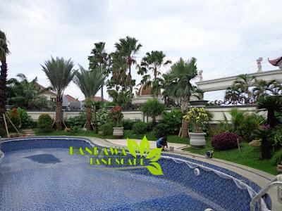 Jasa Tukang Taman Kota Surabaya