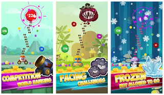 Ball Shooter – Ball games for ball & blast Paypal, gift card