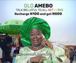 Glo Amebo: Get 5x Bonus Of Your Recharge To Call Any Network
