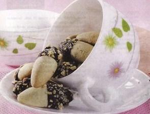 Resep Kue Kering Cokelat Kacang Madu