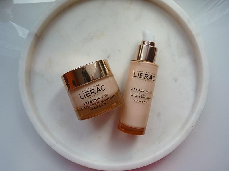 Lierac Arkéskin pielęgnacja skóry w okresie menopauzy