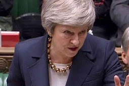 Few Signs of Breakthrough as Theresa May Set to Unveil Brexit Plan B