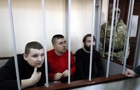 Почему Россия не отпускает украинских моряков