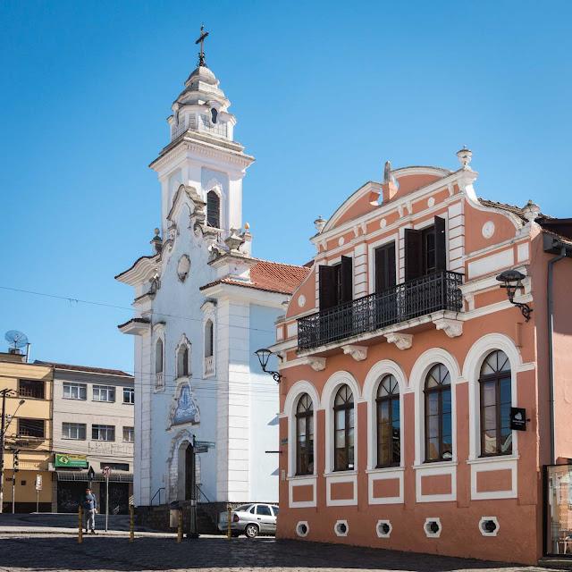 Igreja do Rosário dos Homens Pretos de São Benedito