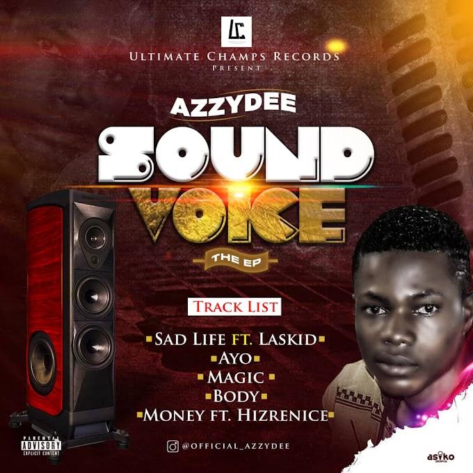 Ablum : Azzydee - Sound Voice EP