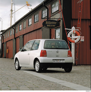 Volkswagen Lupo 3L