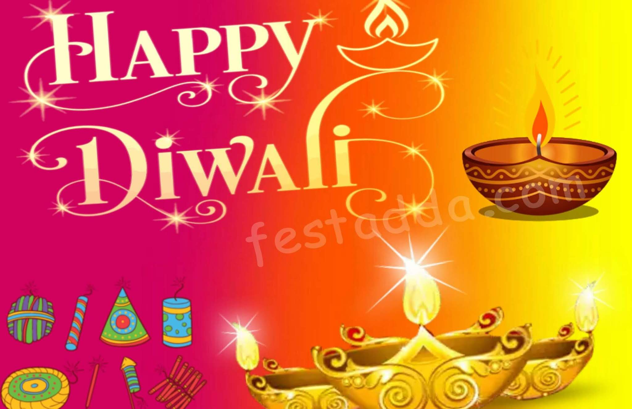 Happy Diwali and Happy New Year wishes Messages Image_uptodatedaily