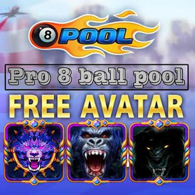 Download 3 Avatar Hd 8 ball pool