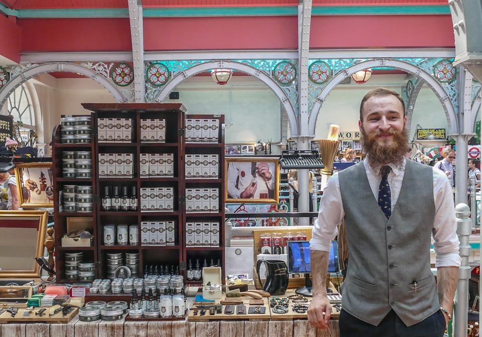 Sweyn Forkbeard in Camden Market
