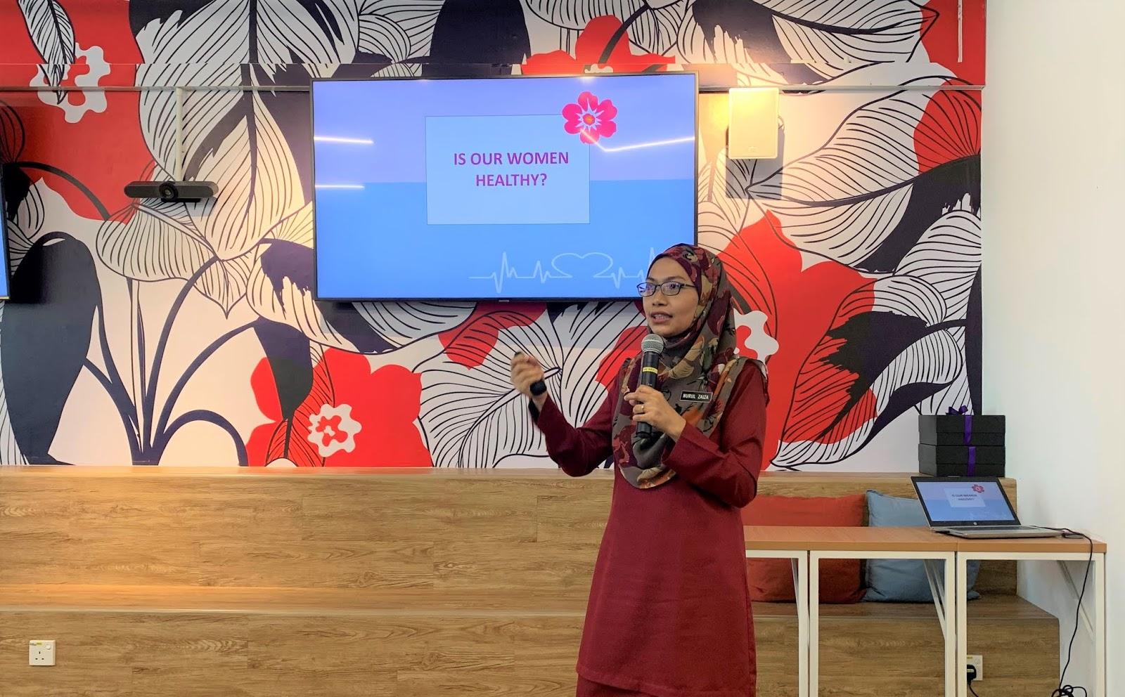 Nutritionist Kementerian Kesihatan Malaysia