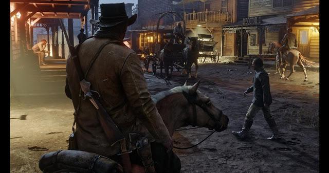 "تحميل لعبة Red Dead Redemption 2 ""RDR2"" بحجم خورافي"
