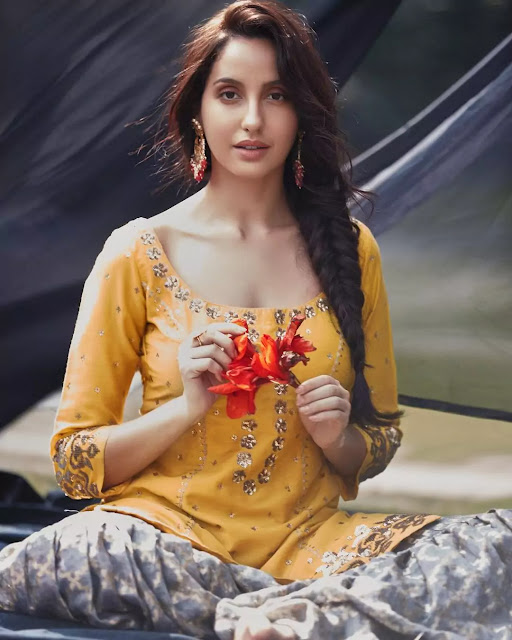 Nora Fatehi Wiki, Biography, Age, Husband, Family, Weight, Height, Networth in bengali