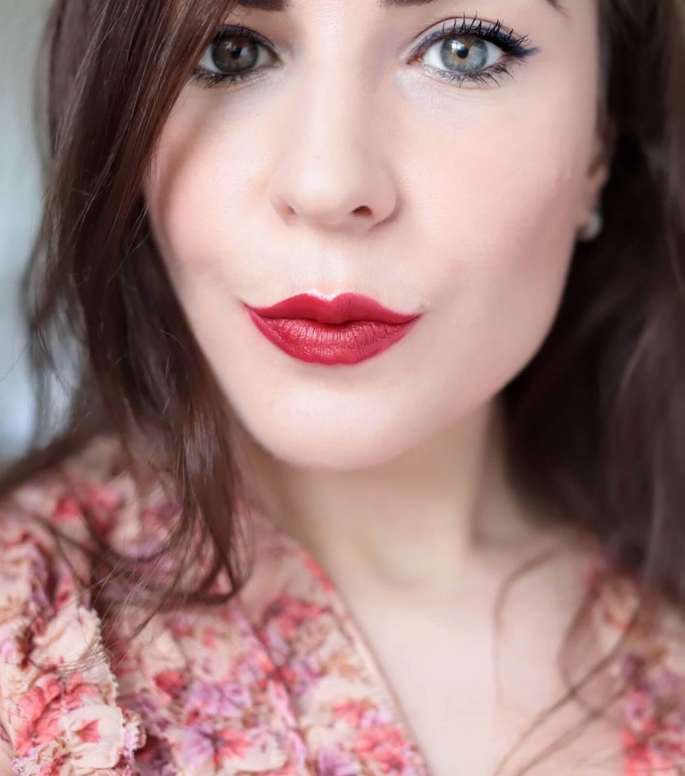 Kure Bazaar Rouge A Lèvres Mat Couture test