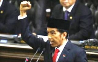 Jokowi tangguh