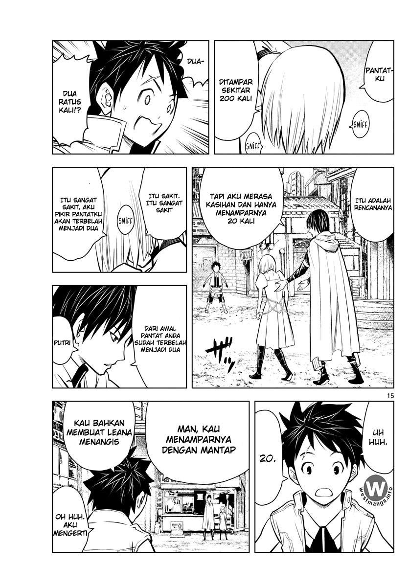 Komik soukyuu no ariadne 007 - chapter 7 8 Indonesia soukyuu no ariadne 007 - chapter 7 Terbaru 16 Baca Manga Komik Indonesia