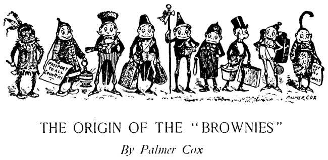 Emma & the Elementals: A Brief History of Brownies (the