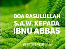 Do Untuk Ibnu Abas